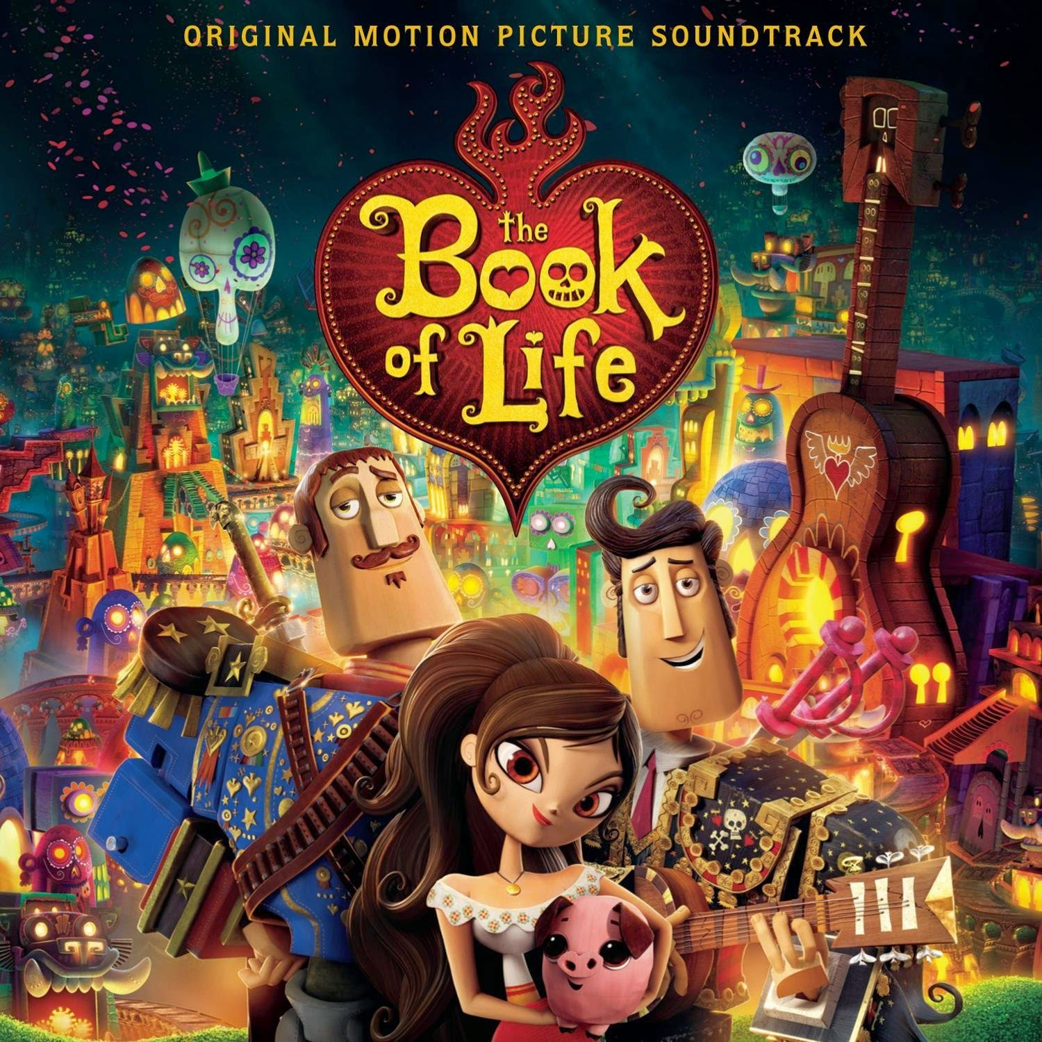 The Book Of Life Cant Help Falling In Love With You For Guitar
