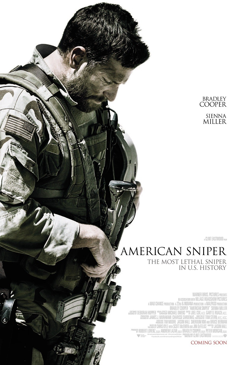 American Sniper The Funeral For Guitar Ennio Morricone