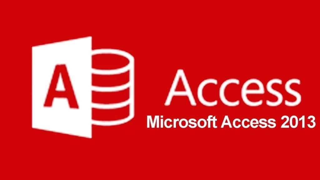 Learn Microsoft Access 2013
