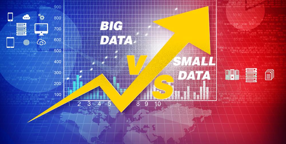 Big Data vs Small Data