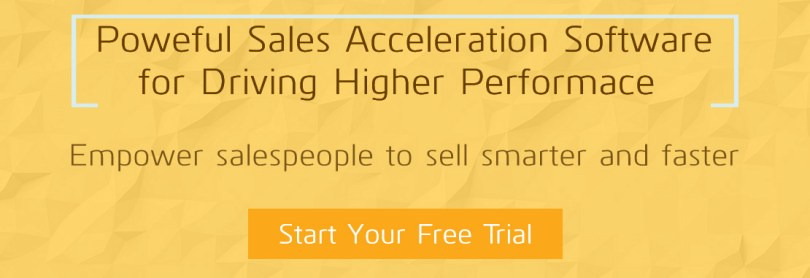 Sales Acceleration CTA