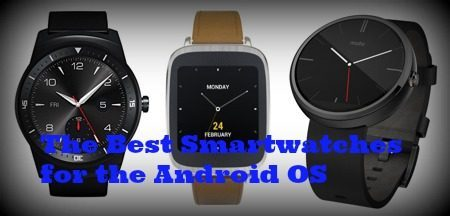 best android os smartwatches