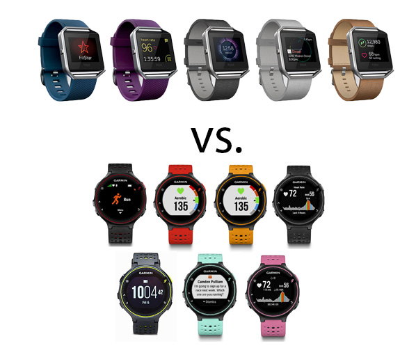 Fitbit Blaze vs Garmin Forerunner 235 - Which One Should You