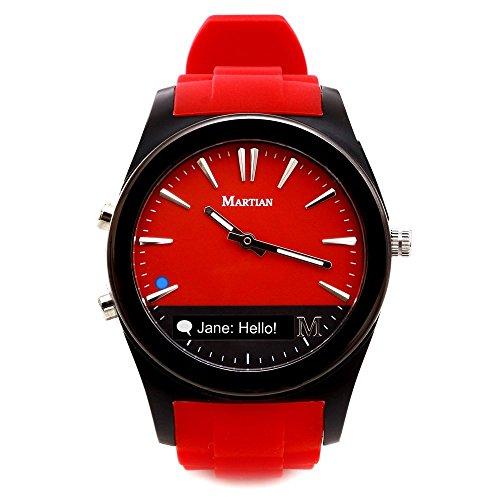 Martian Notifier Smartwatch Review A True Smartwatch