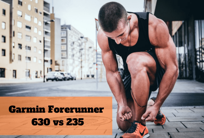 Garmin Forerunner 630 vs 235