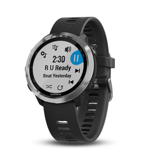 A GPS Running Watch That Plays Music?