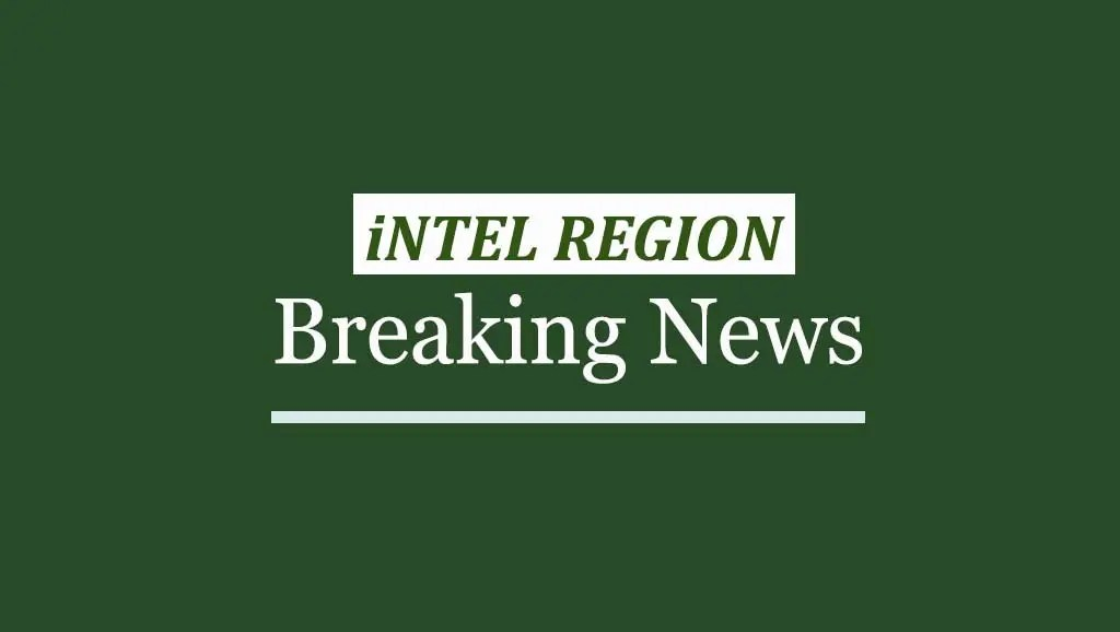 Intel Region Breaking News
