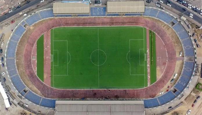Lekan Salami Stadium, Adamasingba