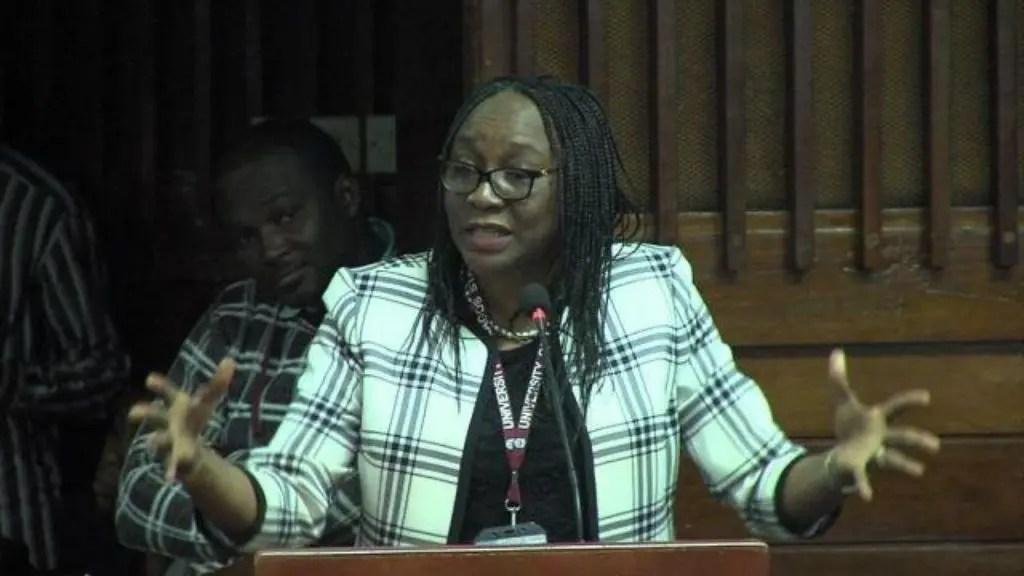 Prof. Folasade Ogunsola emerges acting VC of UNILAG | Intel Region