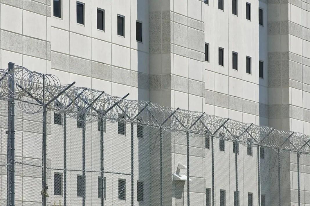 US Jail