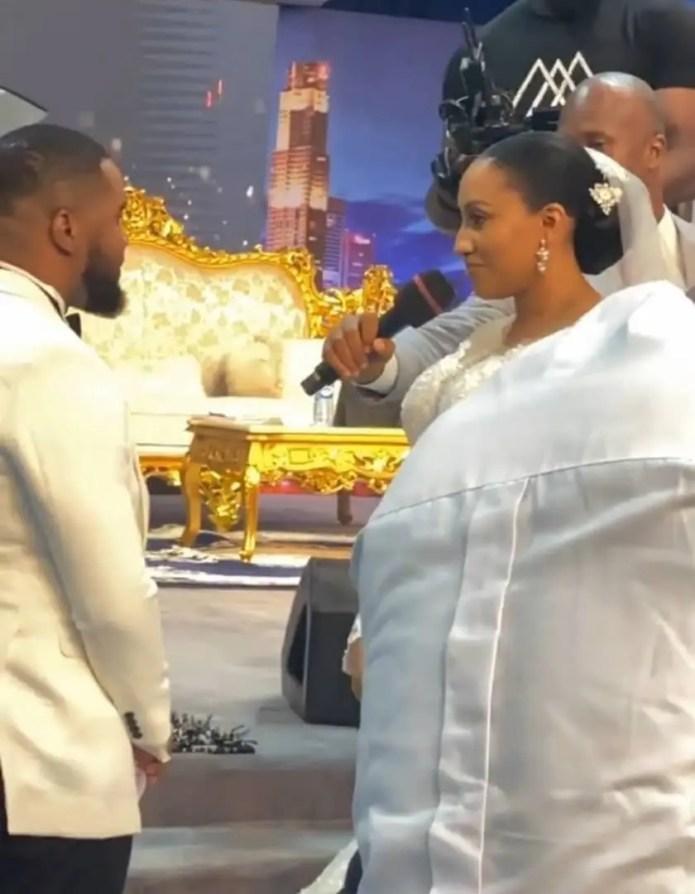 Wiliam uchemba wedding