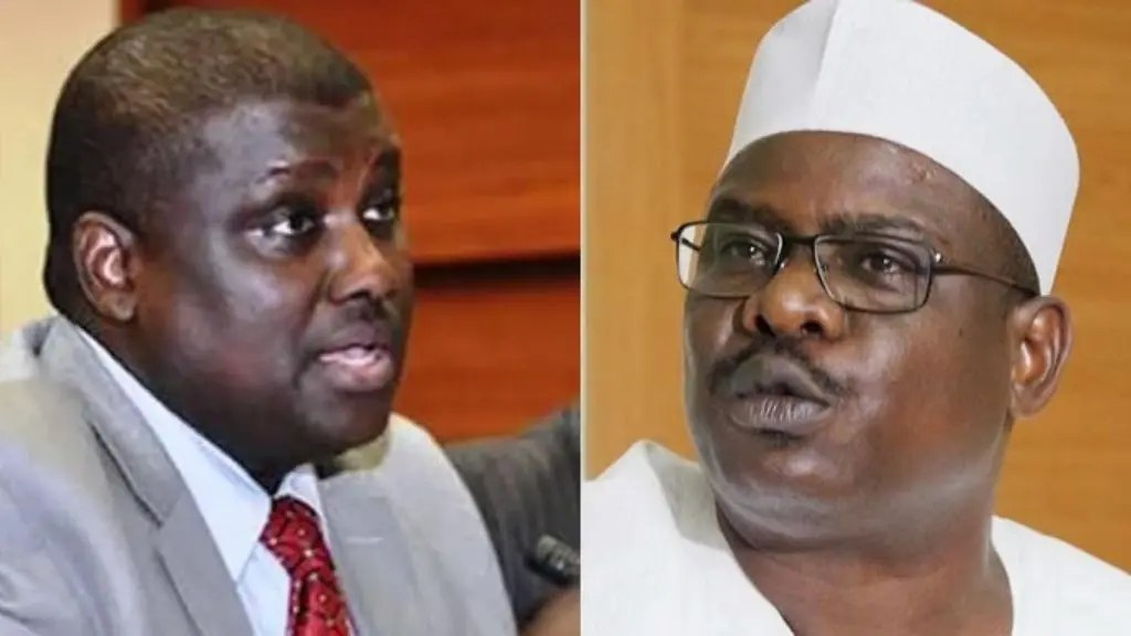 BREAKING: Senator Ndume to be remanded in prison over Maina's case | Intel  Region