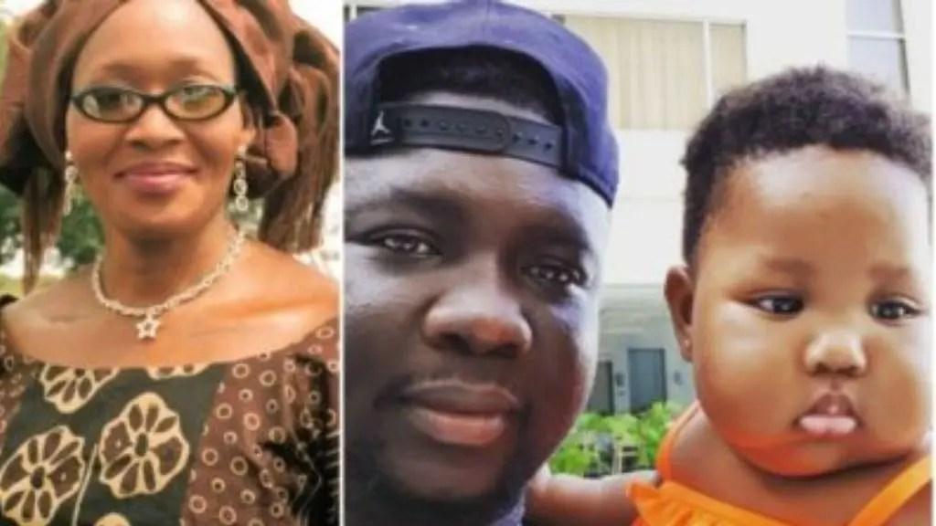 Kemi Olunloyo and Seyi Law