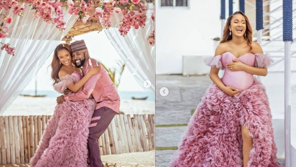 _4 weeks ago I received the best birthday gift ever_ - Actress Adesua Etomi reveals as she celebrates 35th birthday (photos)