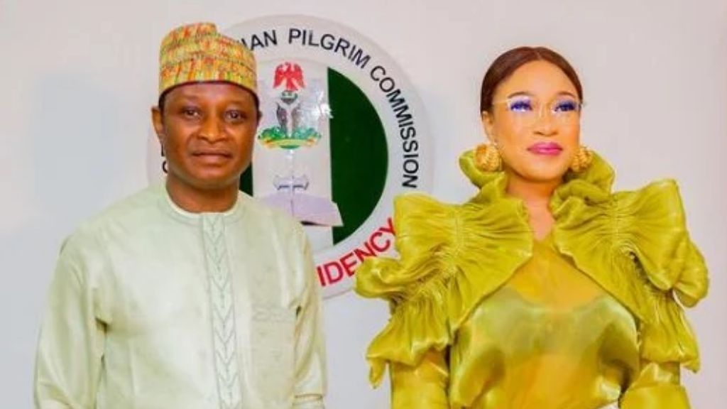 Actress Tonto Dikeh appointed Christian commission ambassador