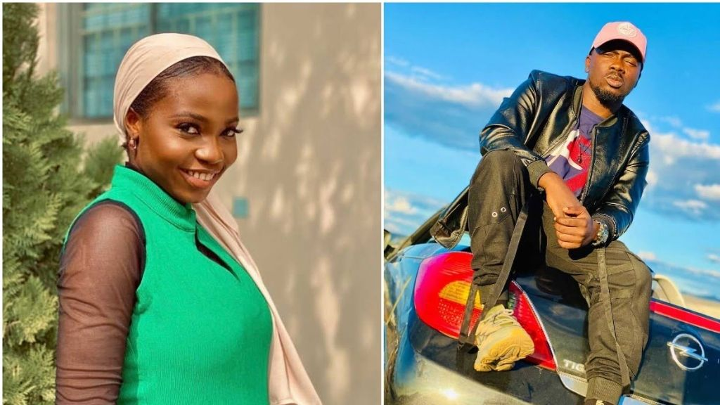 IG comedienne, Taaooma celebrates fiancee as he clocks a new age (video)