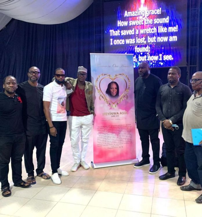 2face, Black Face Reunite At The Burial Ceremony Of Faze's Twin Sister  [Video] | Intel Region