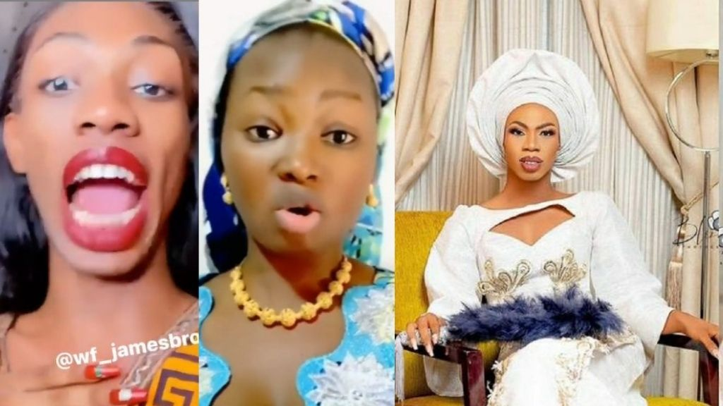 James Brown reacts to Jaruma's claim that cross dressers are the cause of high divorce rate in Nigeria