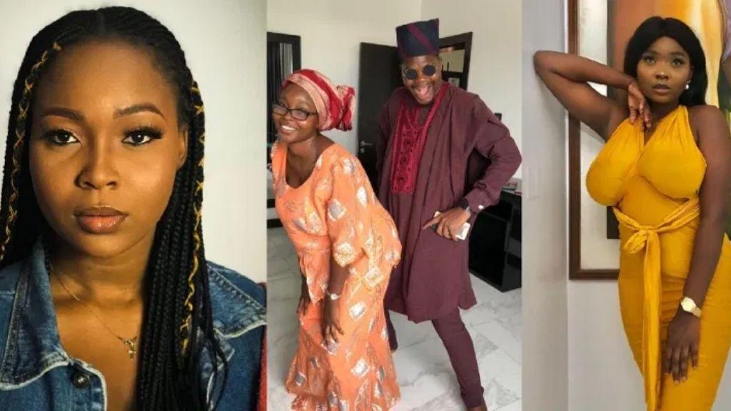 Kemi Ikuseedun Popularly Known as 'Mummy Wa' Finally open up on Dating Mr Macaroni