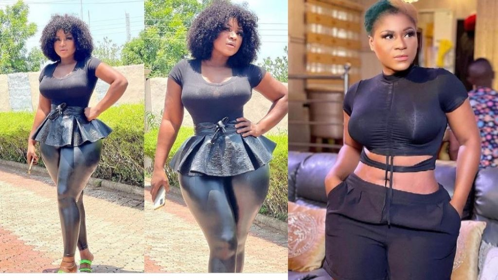 Actress Destiny Etiko reveals what she can never do for any man