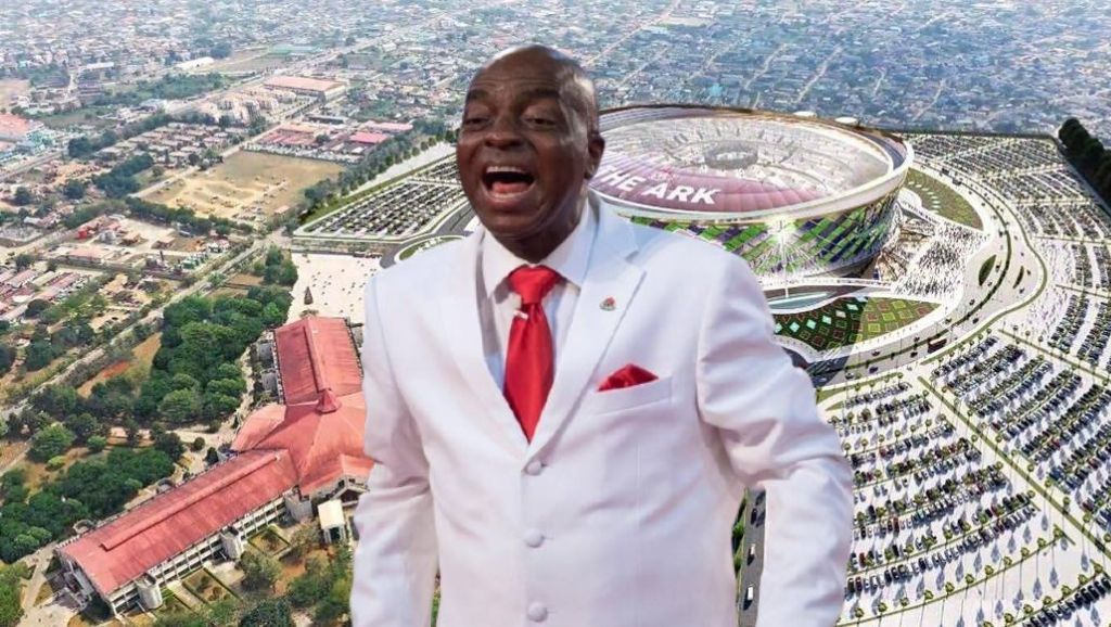 Bishop Oyedepo New Church Project