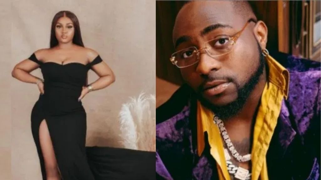 """Chioma finally reacts after Davido referred to her as """"Mama Ify"""" in his birthday message to her"""