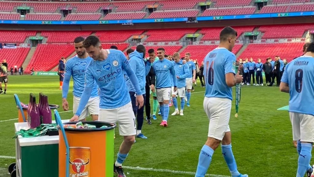 JUST IN_ Carabao Cup_ Manchester City make it four consecutive titles