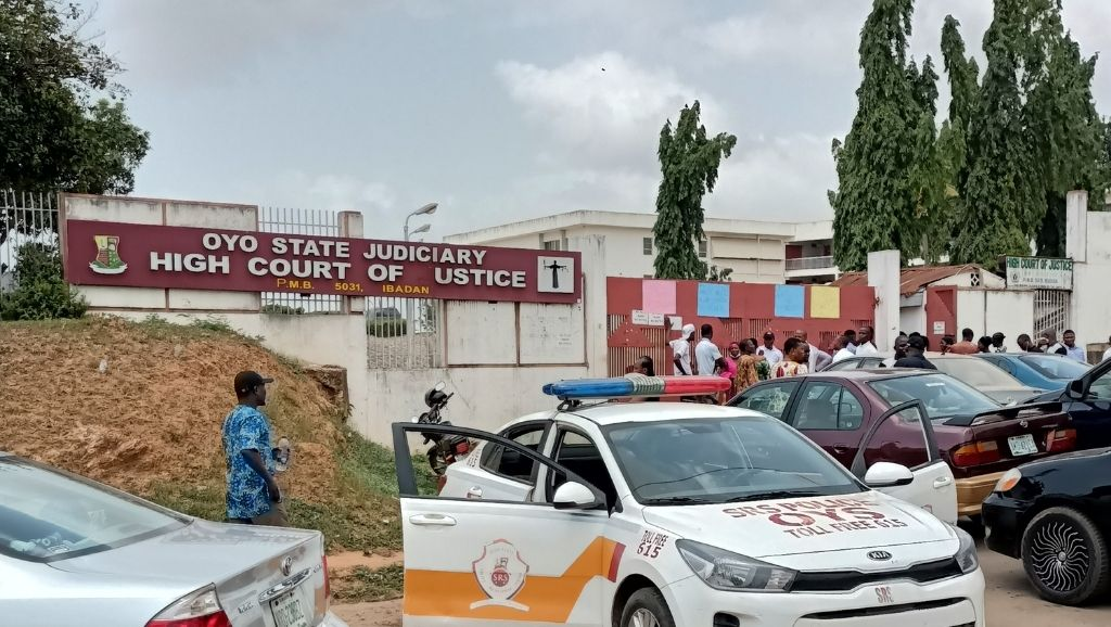 Judiciary workers shut Federal High Court in Ibadan