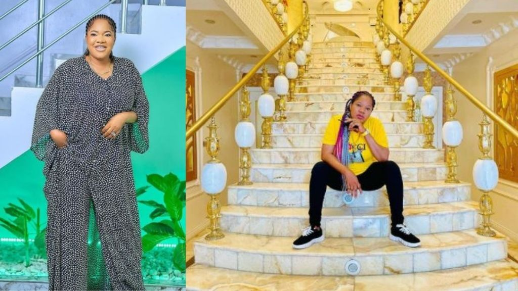 _Stop looking at other people's success to measure your own_ - Toyin Abraham advises fans