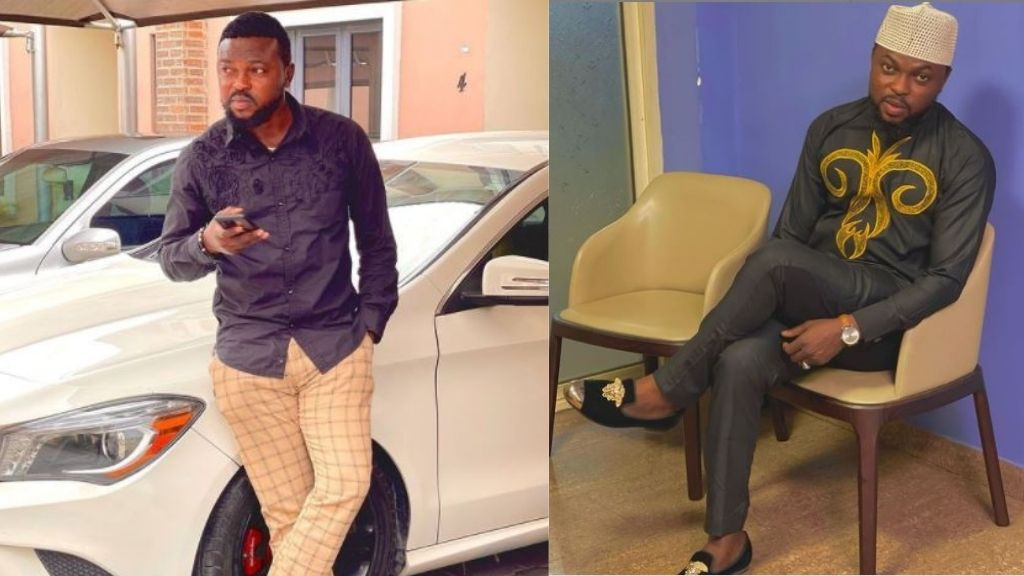 """""""Stop viewing my posts with jealousy"""" – Kolawole Ajeyemi reacts to claims of showing off (Video)"""