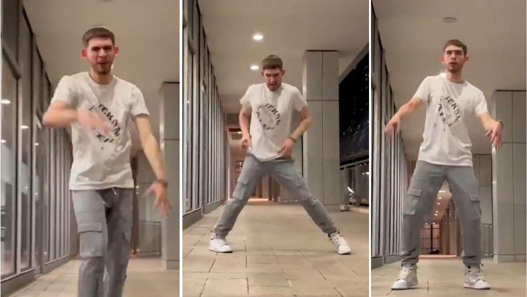 Wagwan Dance Step