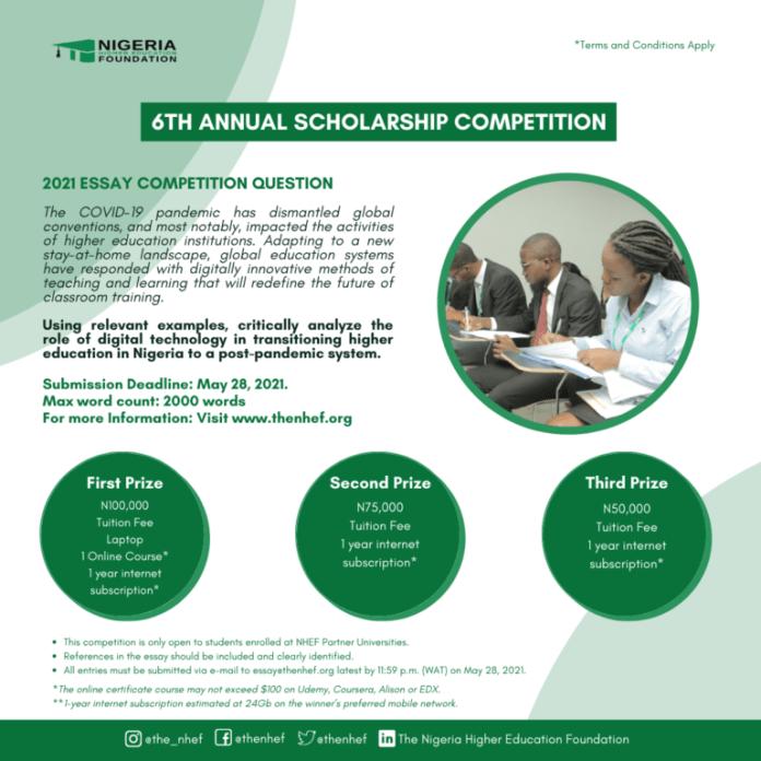 Nigeria Higher Education Foundation (NHEF)