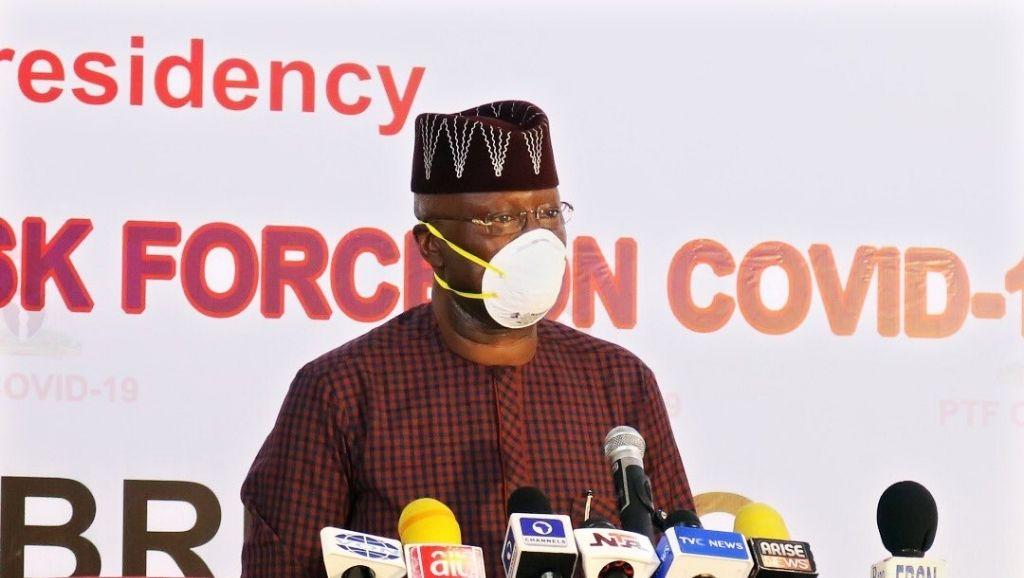 Nigeria's Secretary General of Federation