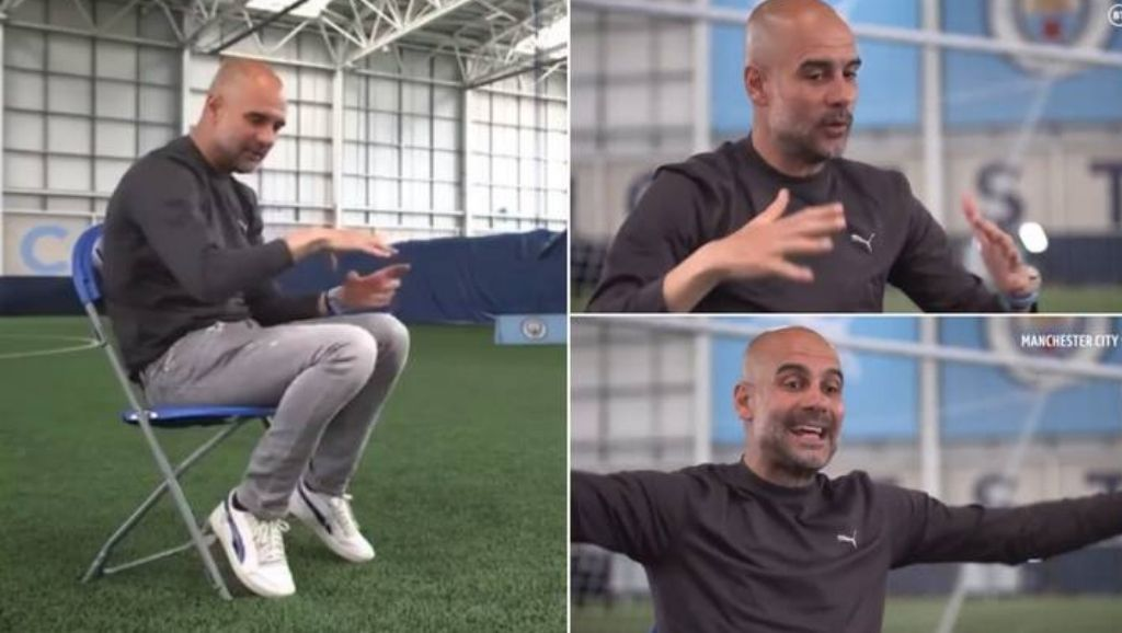 Pep Guardiola breaks down Chelsea tactics