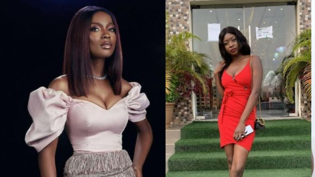 Lady begs actress Jemima Osunde not to snatch her man (1)