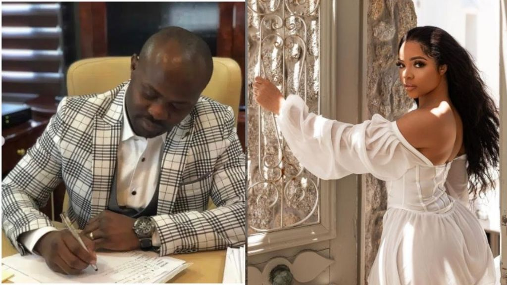Meet the alleged married sponsor of Nengi's N40million range rover, mansion and lavish lifestyle (Video) (2)