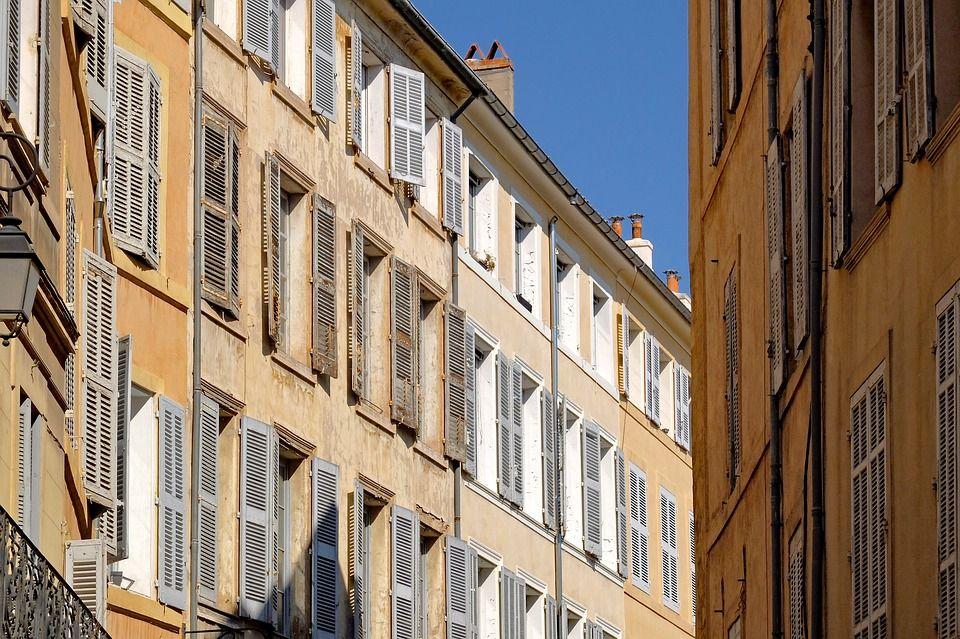 Protección solar en la arquitectura tradicional.
