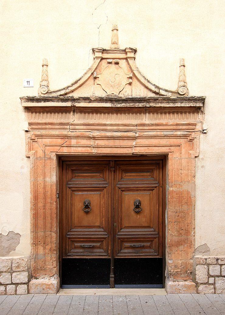 Arquitectura de Villarrobledo: Casa de los Cabrera.