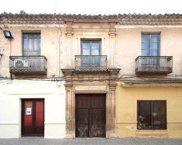 Casa de la calle Real nº 7.