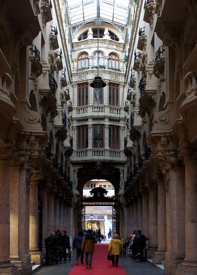 Pasaje Lodares de Albacete