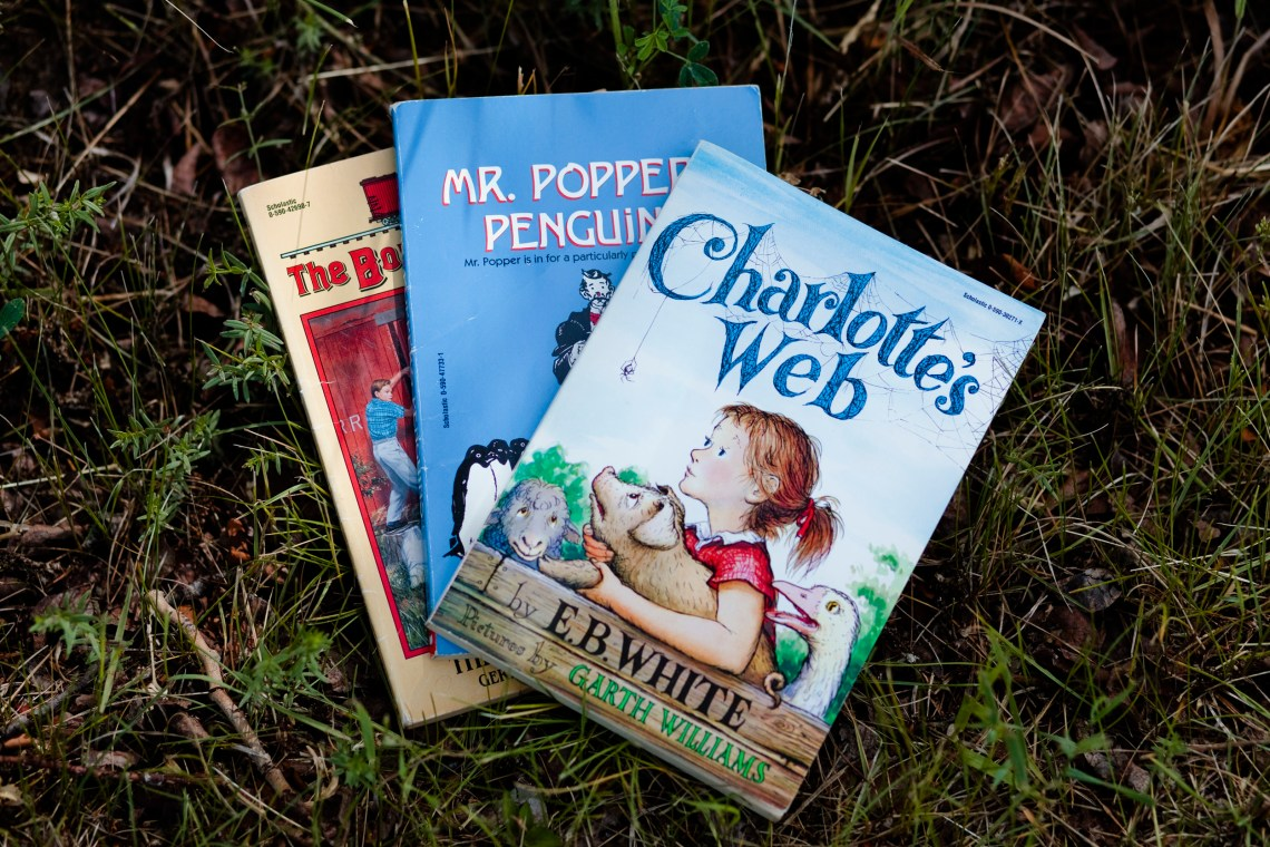 Classic Novels for Kindergarten (and those aged 4-6).