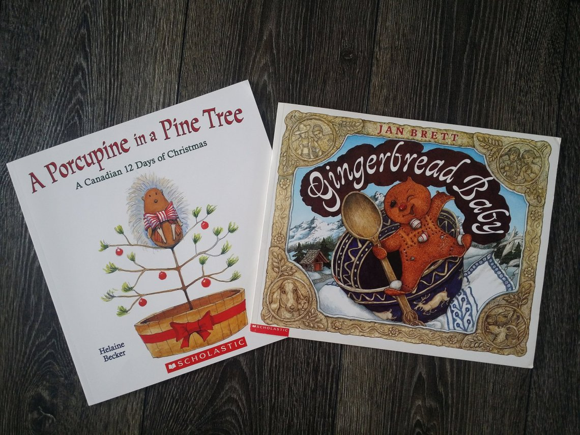 Seven Books to Read at Christmas with the whole family!