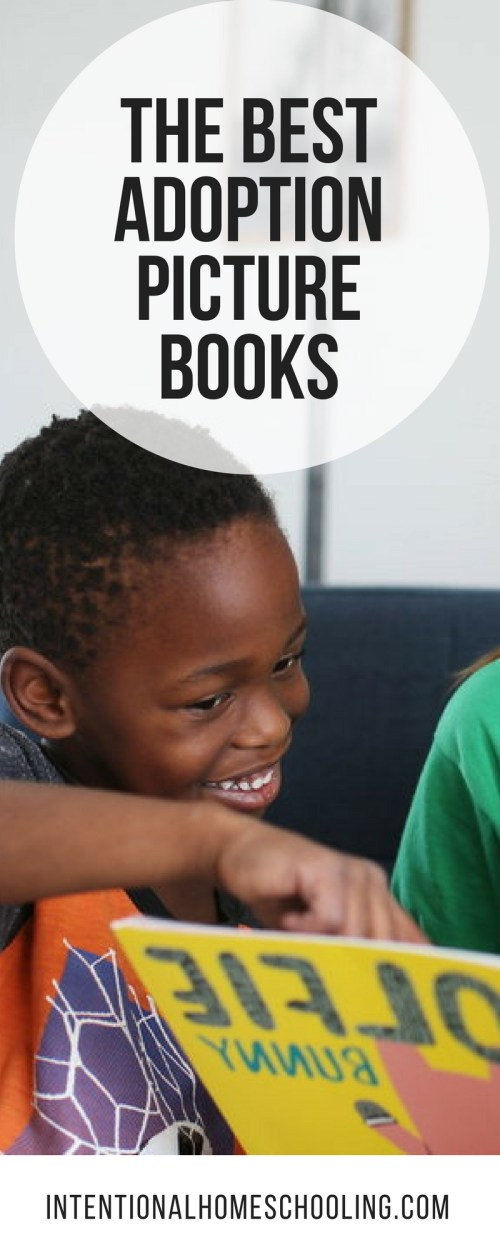 The Best Adoption Picture Books - Adoption picture books your whole family will love