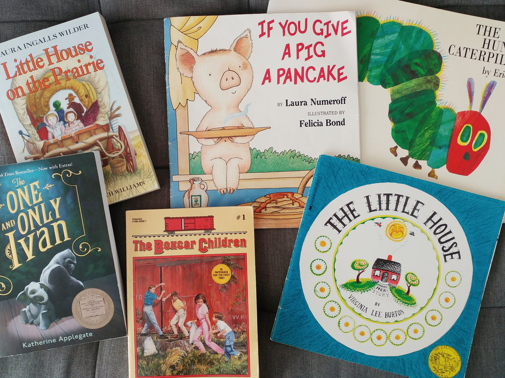 50 Books Every Parent Should Read to Their Child