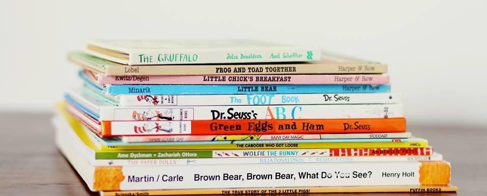 Homeschool Book Share Instagram Feature