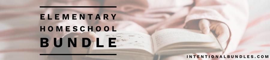 Elementary Homeschool Bundle Sale