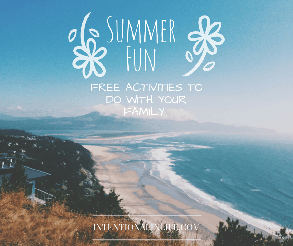 There are so many activities available during the summer that I thought it would be nice to share some of the programs that are available right now.