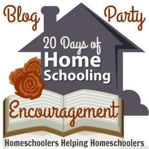 encouragement blog hop image