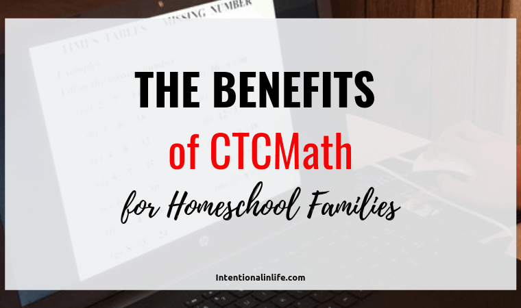 Customize your child's Math lessons with CTCMath! This program is an online Math program perfect for any size family and for busy moms! #CTCMath #MathOnline #HomeschoolMath #OnlineMath