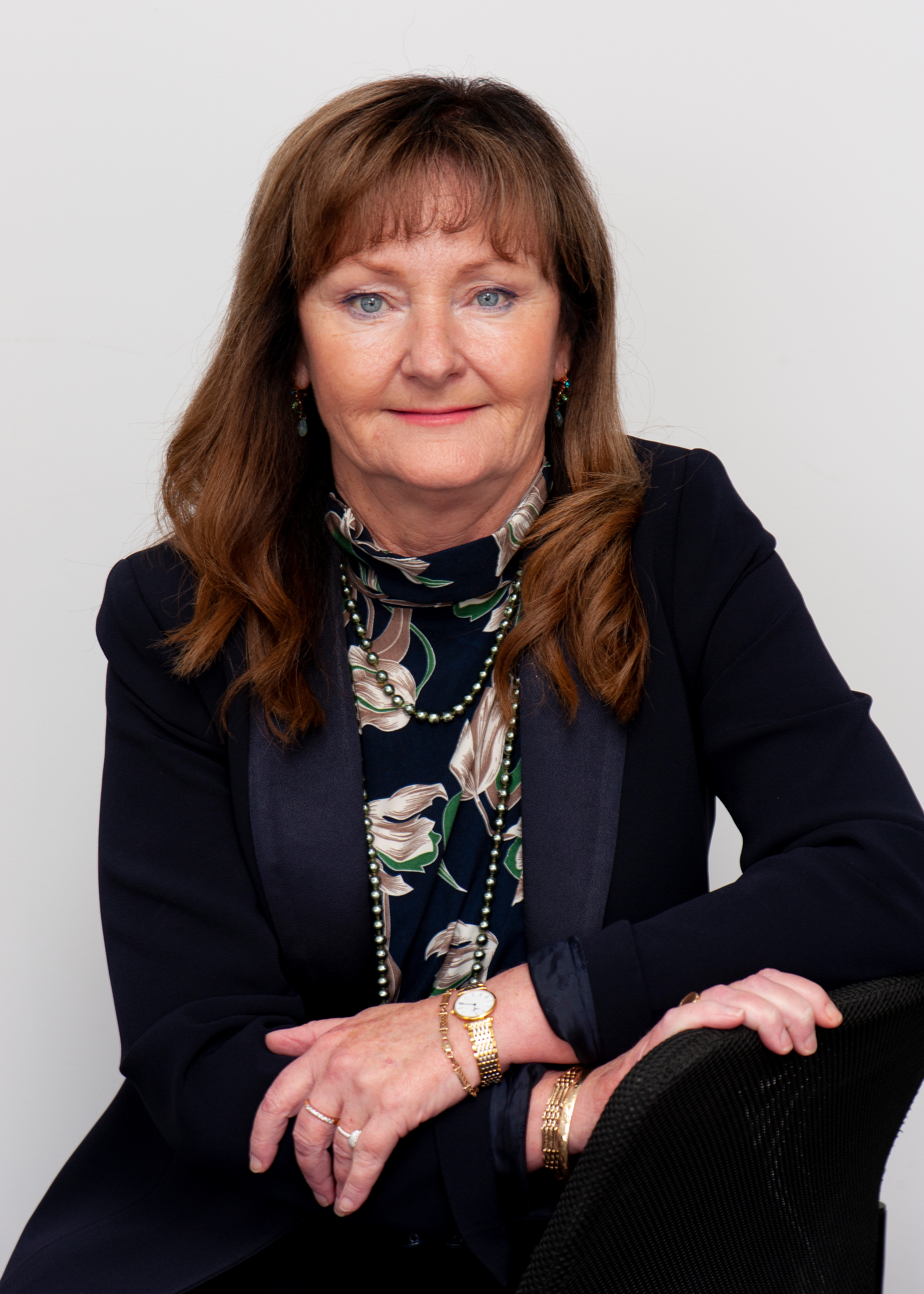 Portrait Image Of Catherine Cairns, General Manager Of Interact Australia